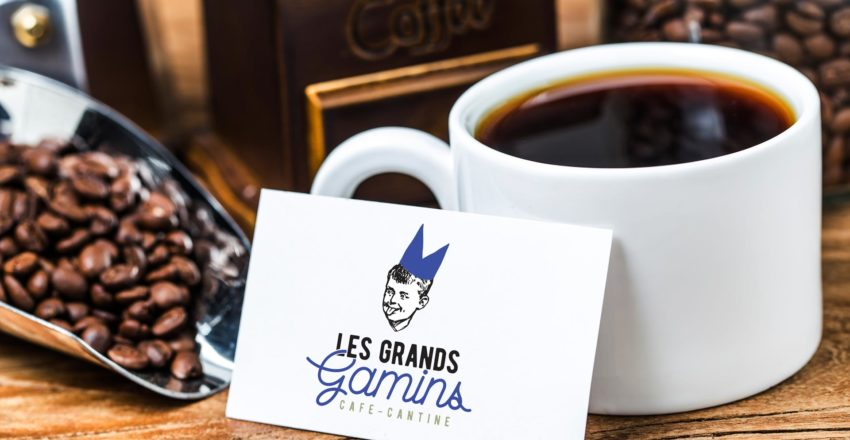 Coffee shop Les Grands Gamins Rennes