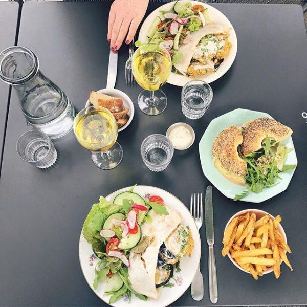 Déjeuner Les Grands Gamins Rennes