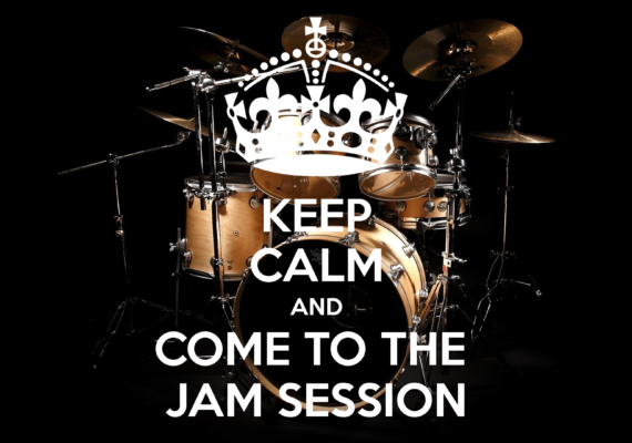 Rentree de la Jam Session des GG