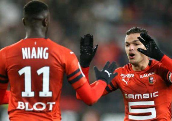 Diffusion Rennes vs Arsenal